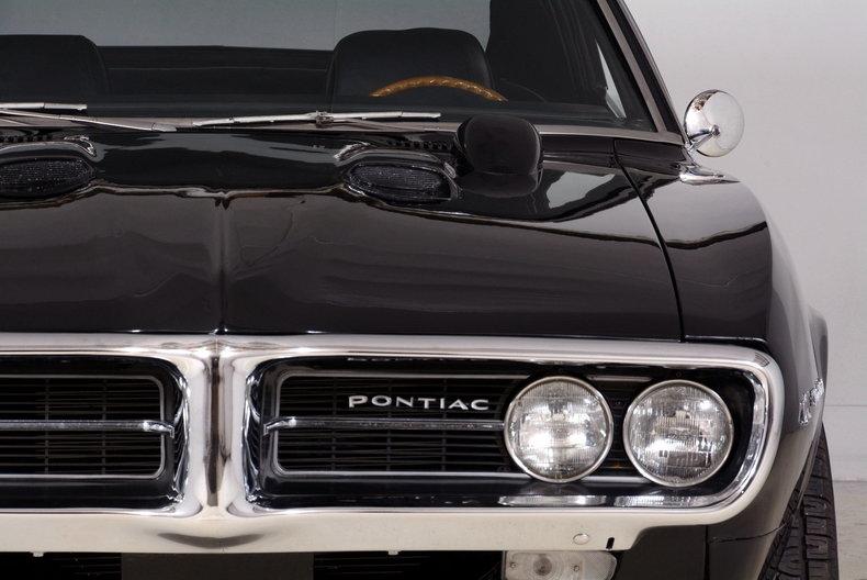 1967 Pontiac Firebird Image 45