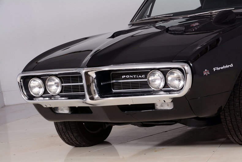 1967 Pontiac Firebird Image 55