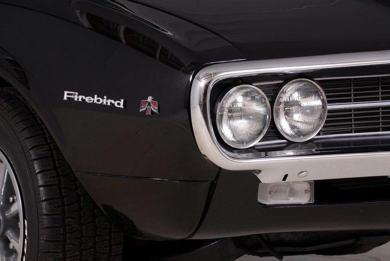 1967 Pontiac Firebird Image 61