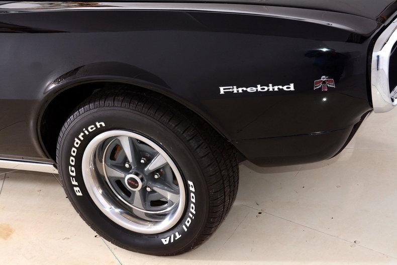 1967 Pontiac Firebird Image 63
