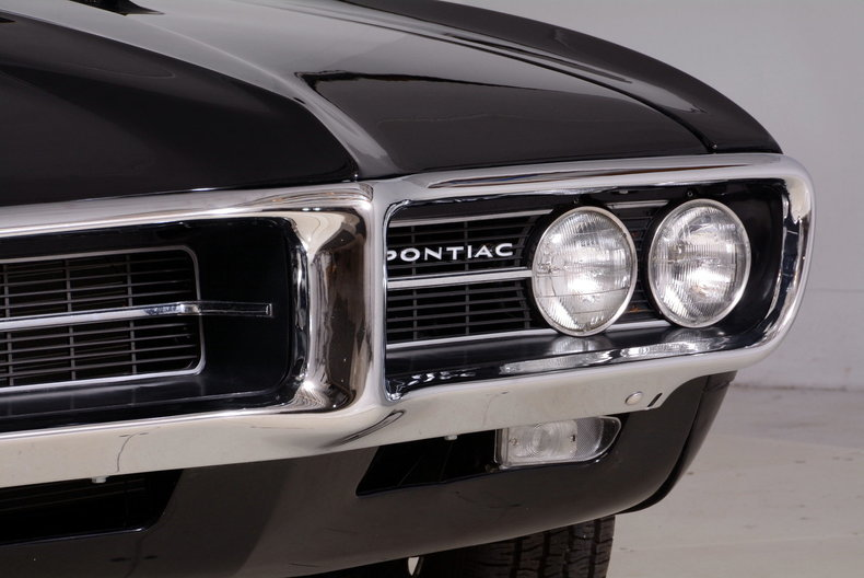 1967 Pontiac Firebird Image 78