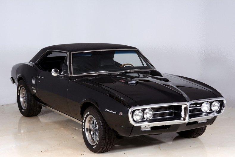 1967 Pontiac Firebird Image 79