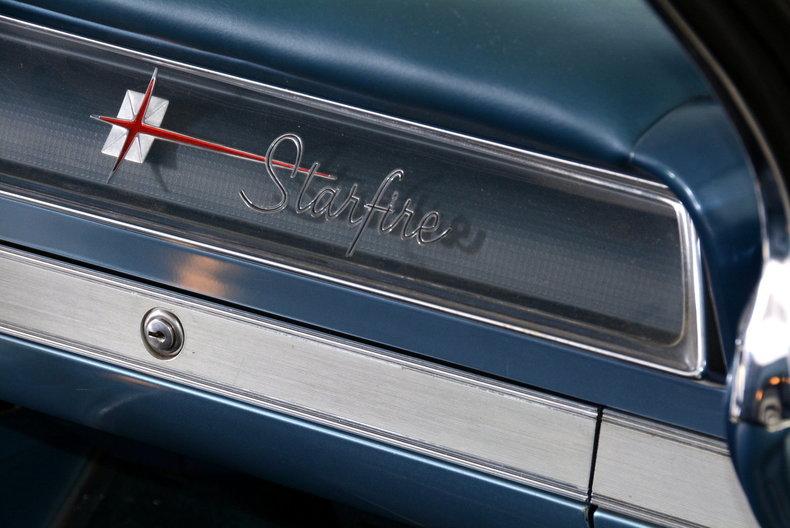 1962 Oldsmobile Starfire Image 29