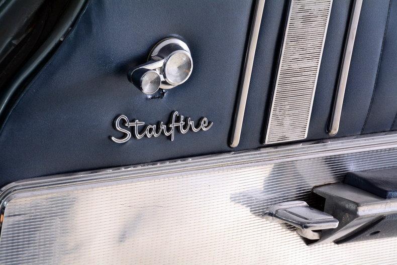 1962 Oldsmobile Starfire Image 34