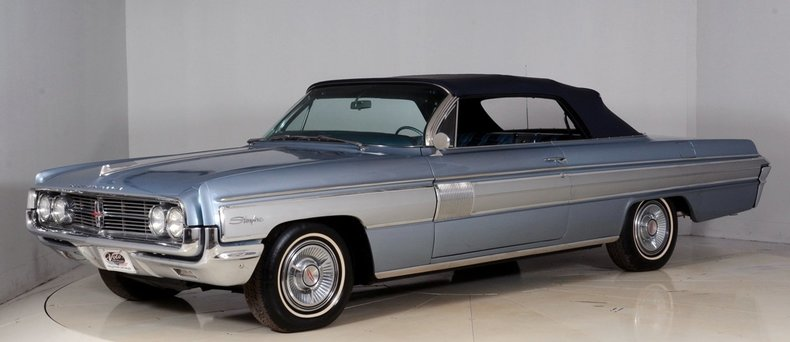1962 Oldsmobile Starfire Image 49