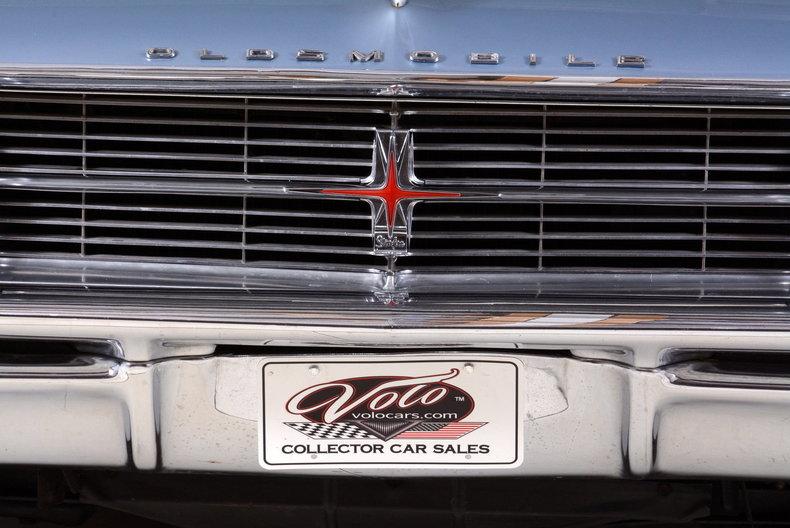 1962 Oldsmobile Starfire Image 80