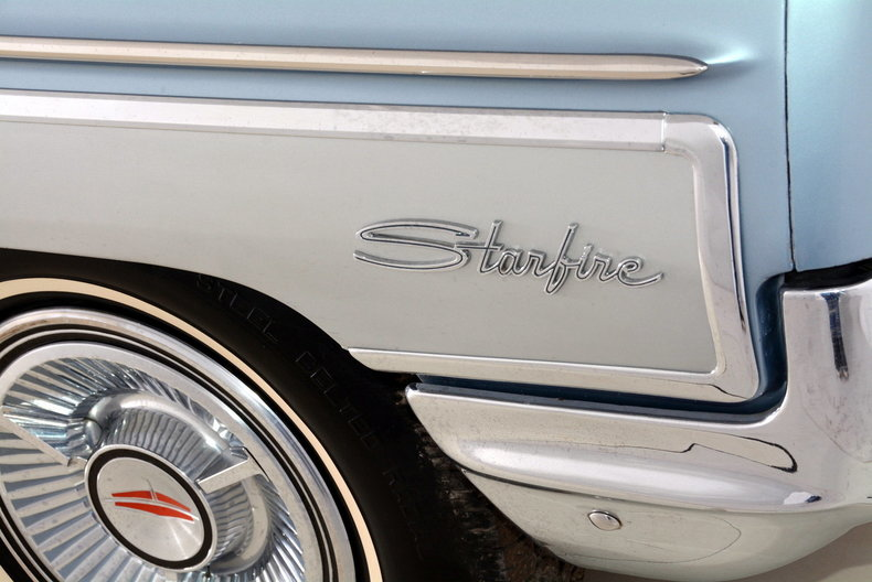 1962 Oldsmobile Starfire Image 89