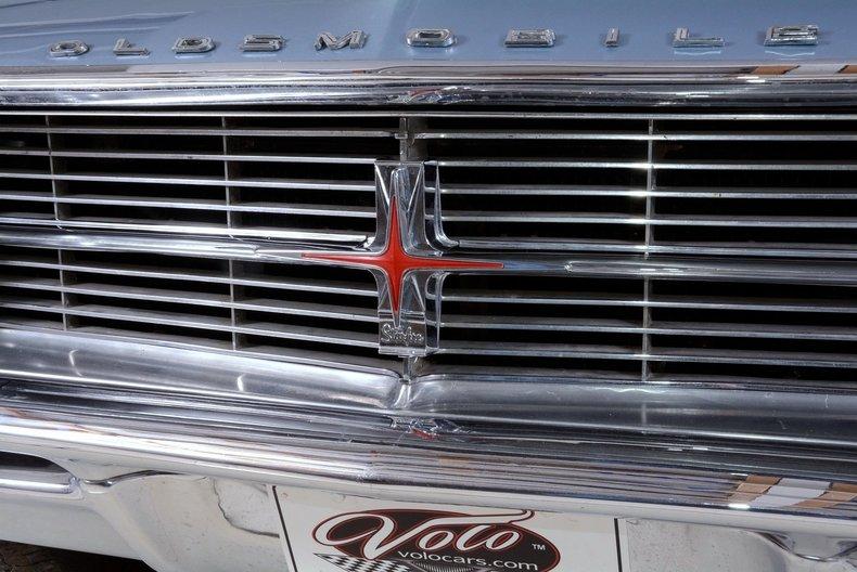 1962 Oldsmobile Starfire Image 92