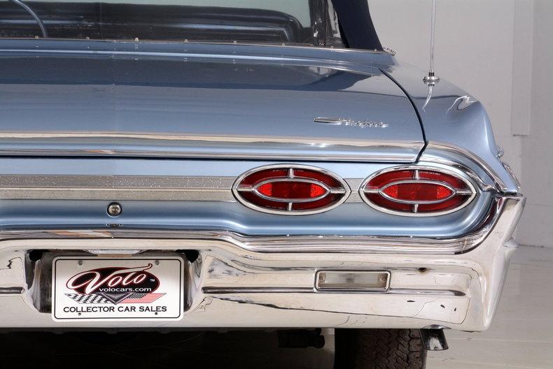 1962 Oldsmobile Starfire Image 100