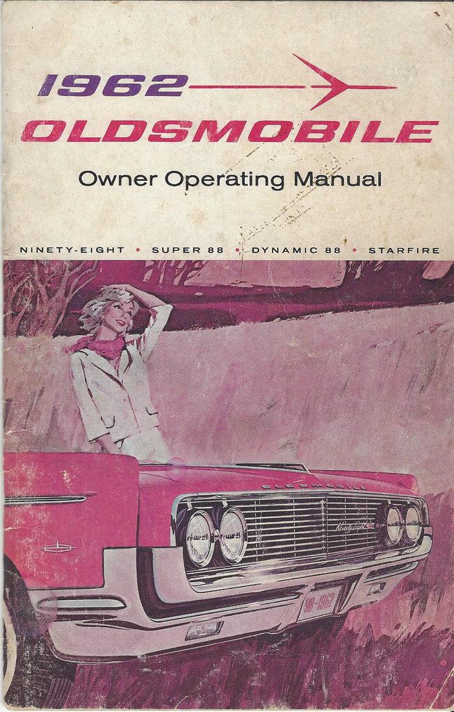 1962 Oldsmobile Starfire Image 104