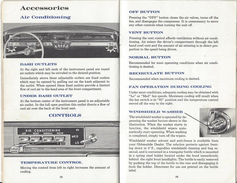 1962 Oldsmobile Starfire Image 105