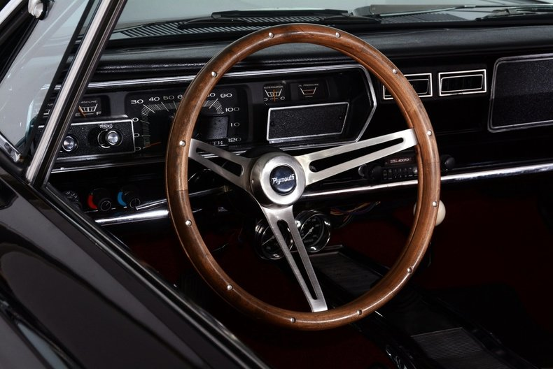 1966 Plymouth Satellite Image 2