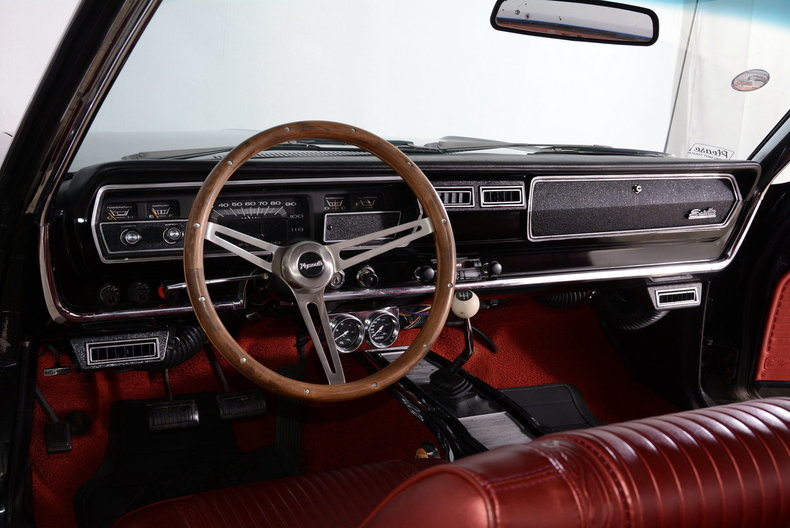 1966 Plymouth Satellite Image 13