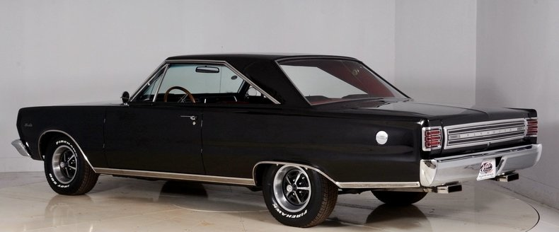 1966 Plymouth Satellite Image 33