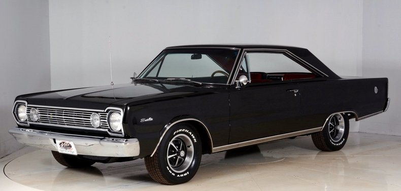 1966 Plymouth Satellite Image 49