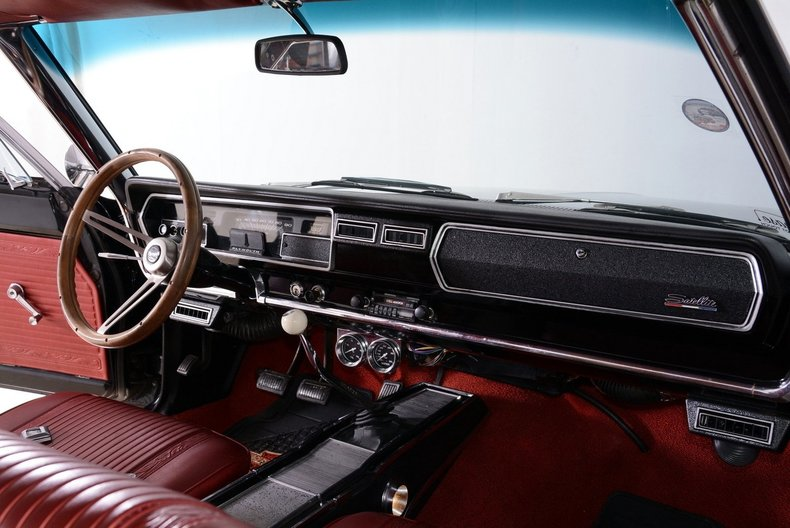 1966 Plymouth Satellite Image 53