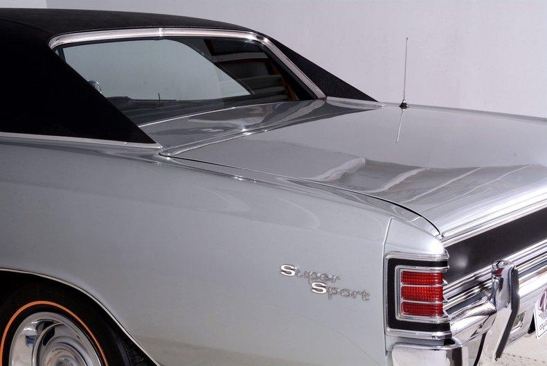1967 Chevrolet Chevelle Image 11