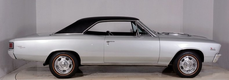 1967 Chevrolet Chevelle Image 17