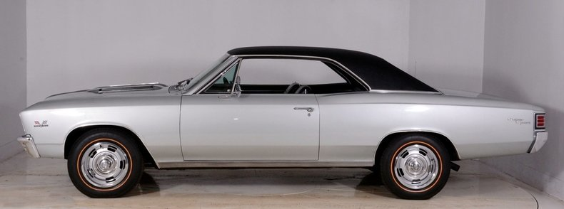 1967 Chevrolet Chevelle Image 41