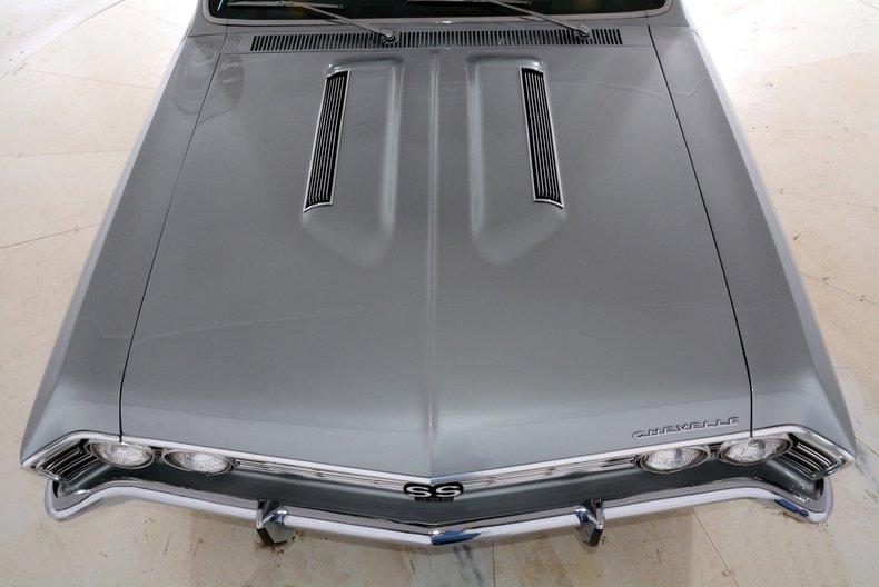 1967 Chevrolet Chevelle Image 48
