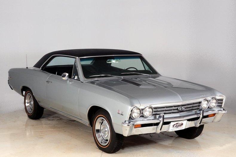 1967 Chevrolet Chevelle Image 76