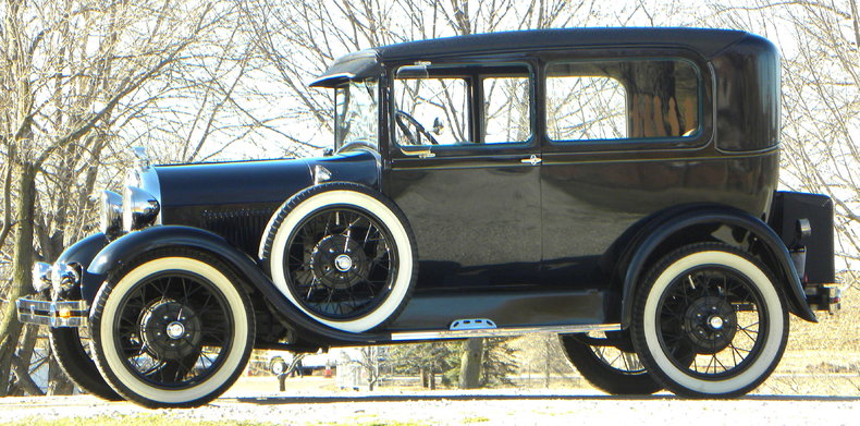 1929 Ford Model A Image 2