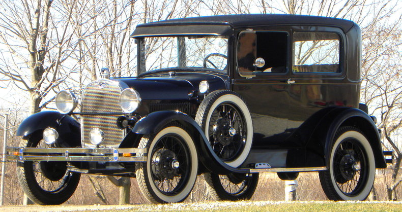1929 Ford Model A Image 3