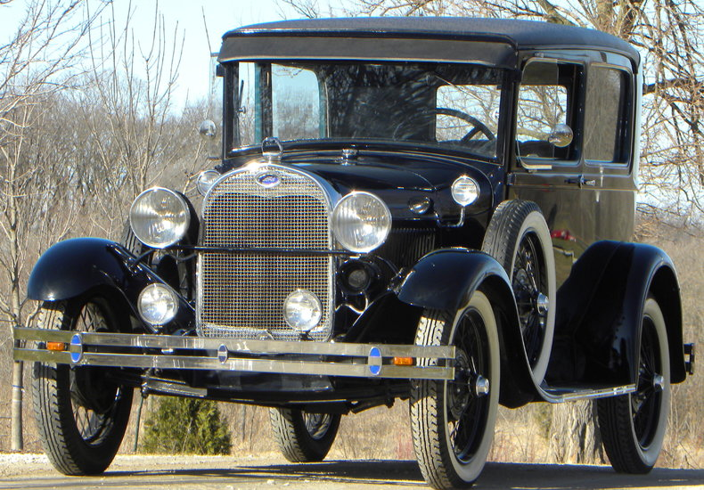 1929 Ford Model A Image 4