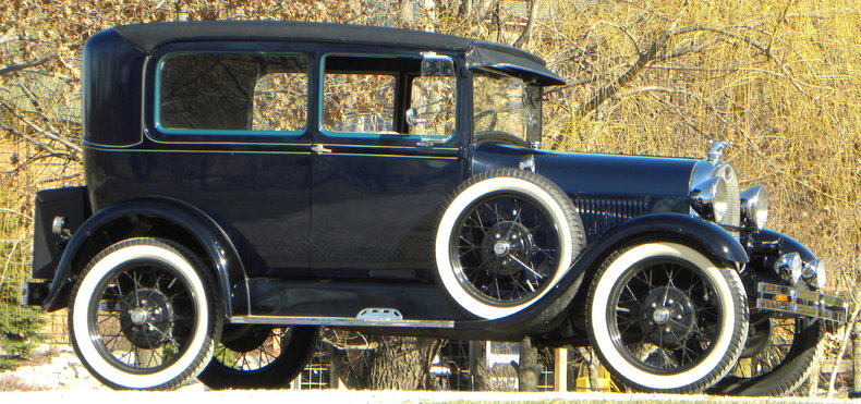 1929 Ford Model A Image 9
