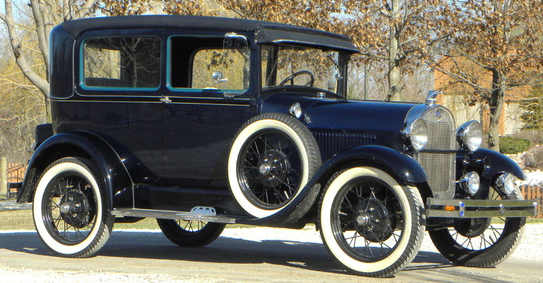 1929 Ford Model A Image 11