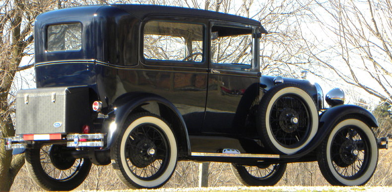 1929 Ford Model A Image 23