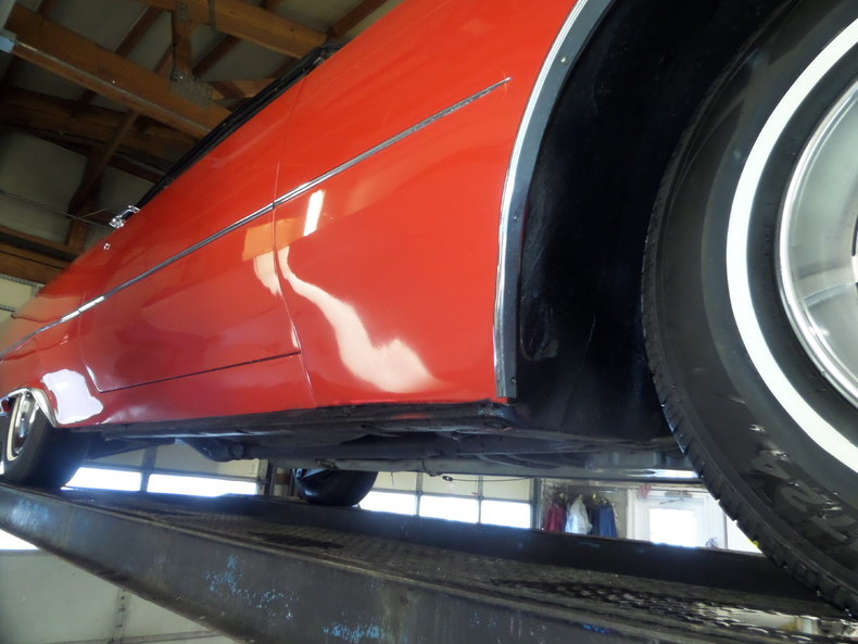 1967 Cadillac deVille Image 102