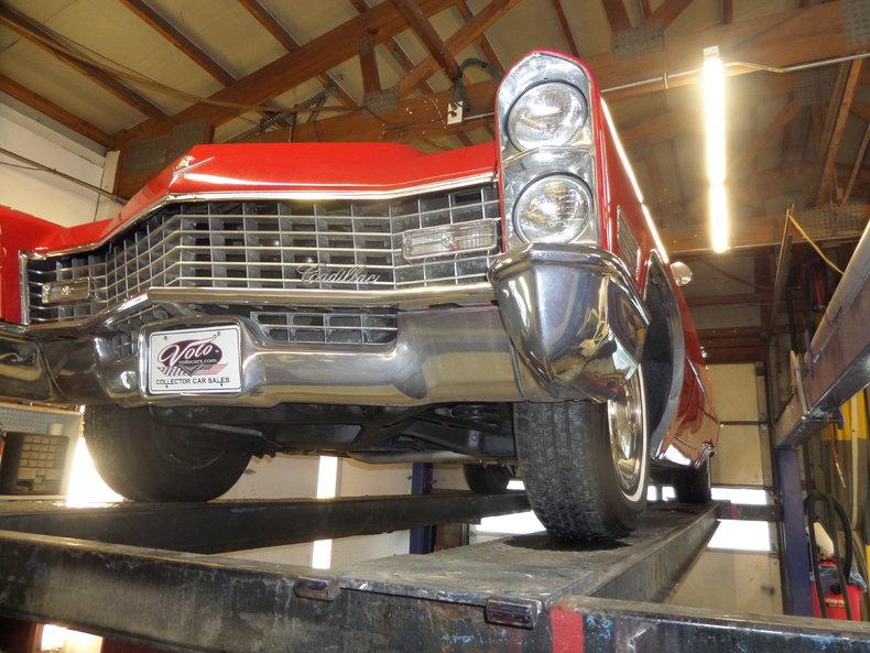 1967 Cadillac deVille Image 106