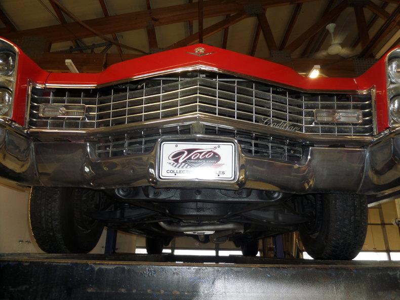 1967 Cadillac deVille Image 107