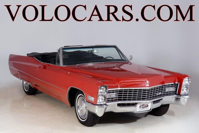 1967 Cadillac deVille Image 1