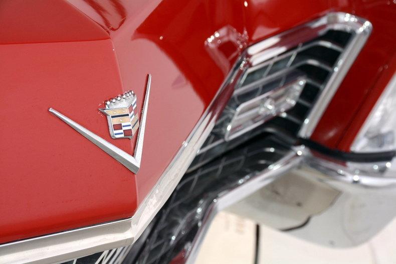 1967 Cadillac deVille Image 6