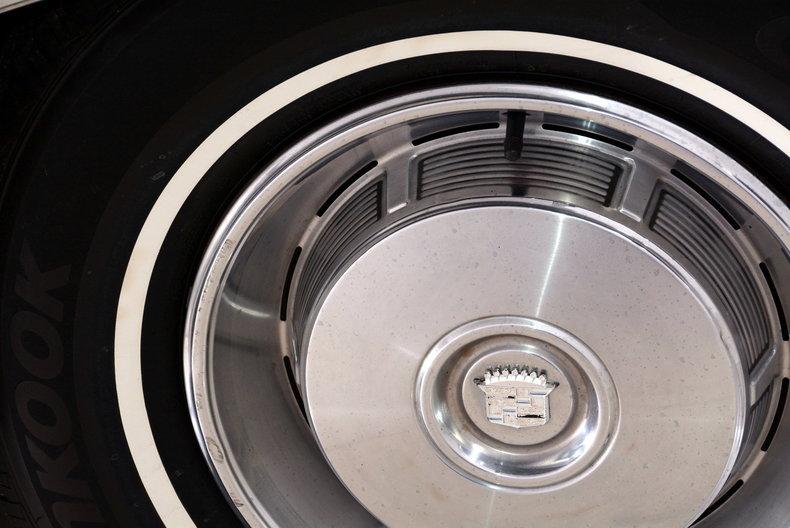 1967 Cadillac deVille Image 7