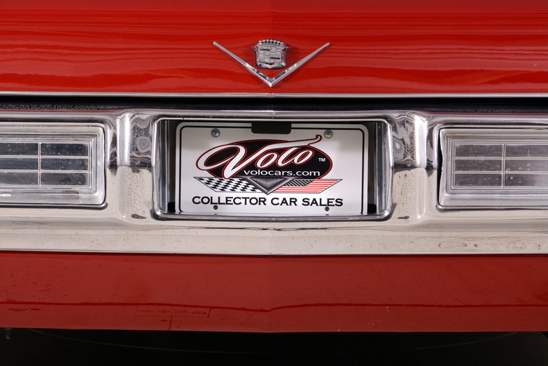 1967 Cadillac deVille Image 8