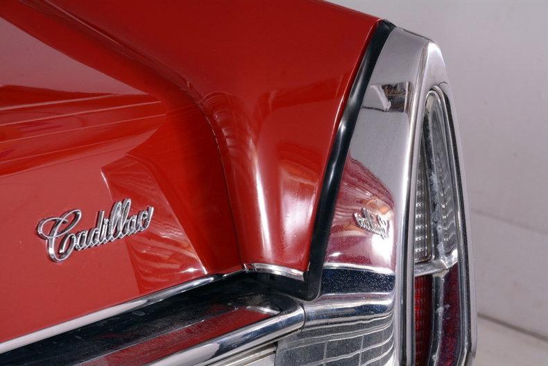 1967 Cadillac deVille Image 55