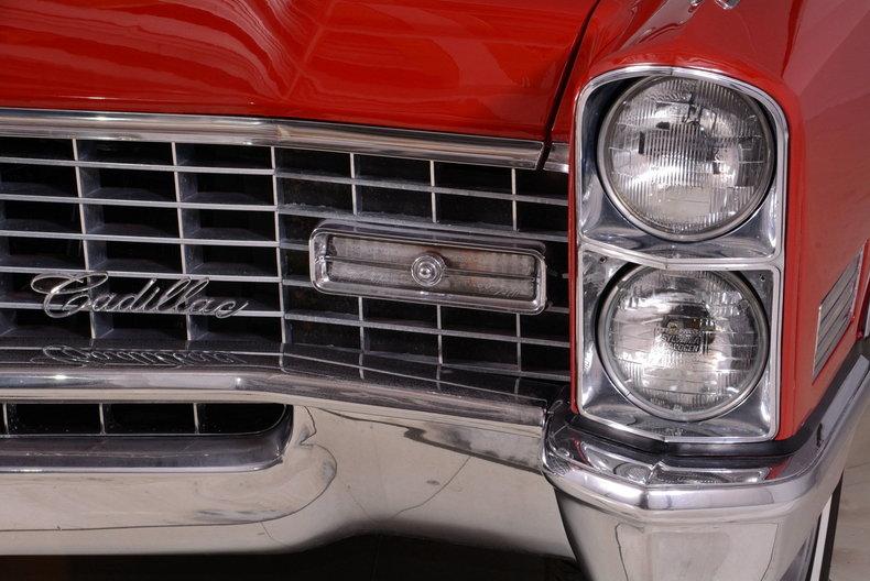 1967 Cadillac deVille Image 19