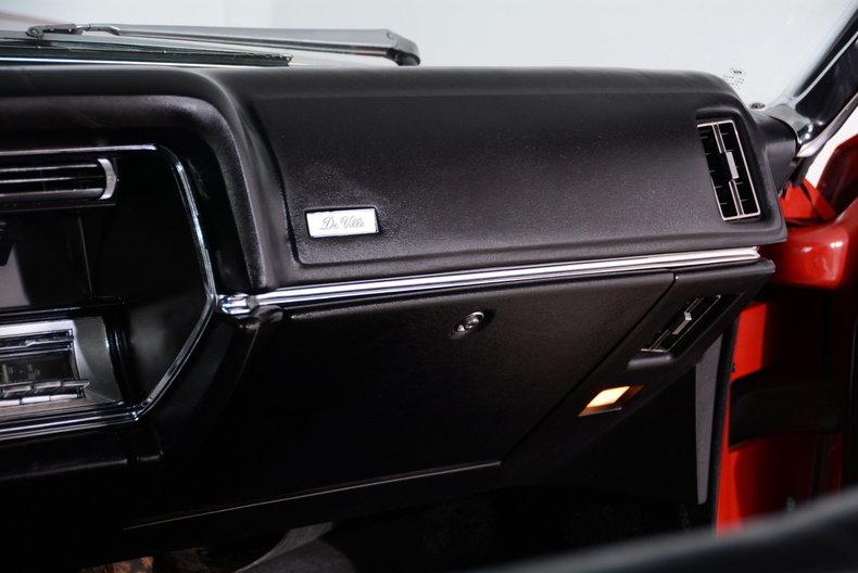1967 Cadillac deVille Image 22