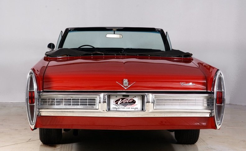 1967 Cadillac deVille Image 17