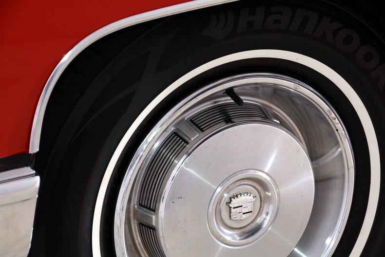1967 Cadillac deVille Image 27