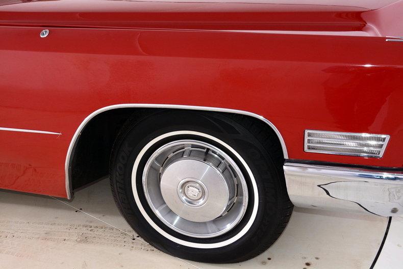 1967 Cadillac deVille Image 30