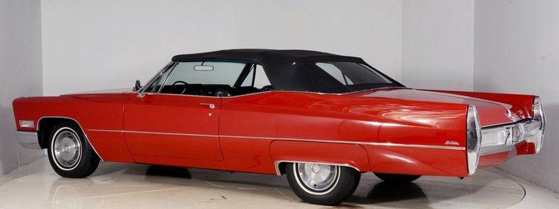1967 Cadillac deVille Image 33