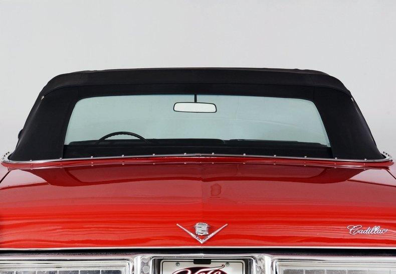 1967 Cadillac deVille Image 46