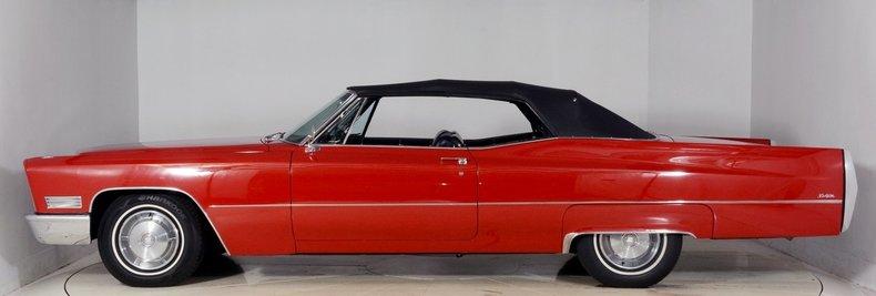 1967 Cadillac deVille Image 41
