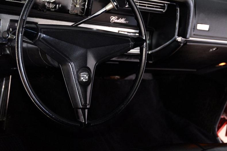 1967 Cadillac deVille Image 53