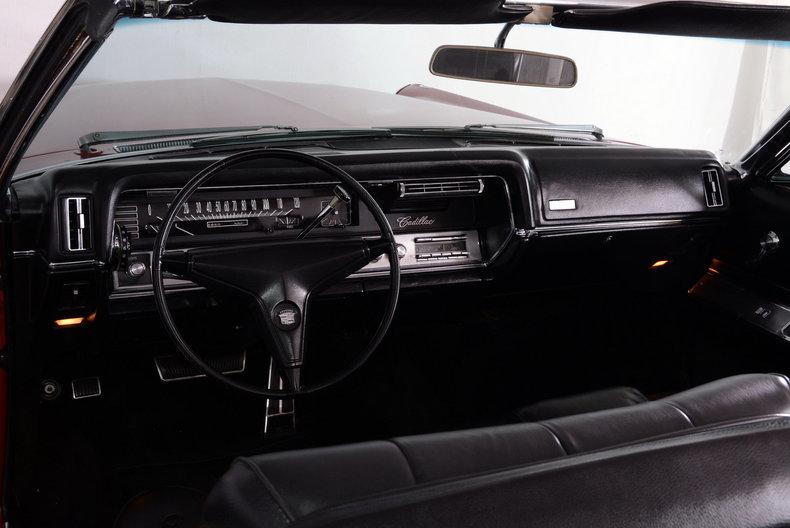 1967 Cadillac deVille Image 56
