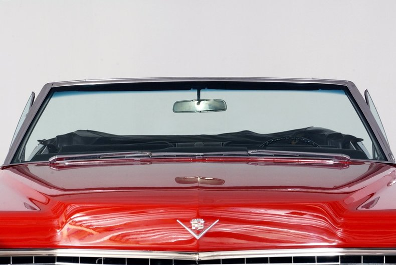 1967 Cadillac deVille Image 65